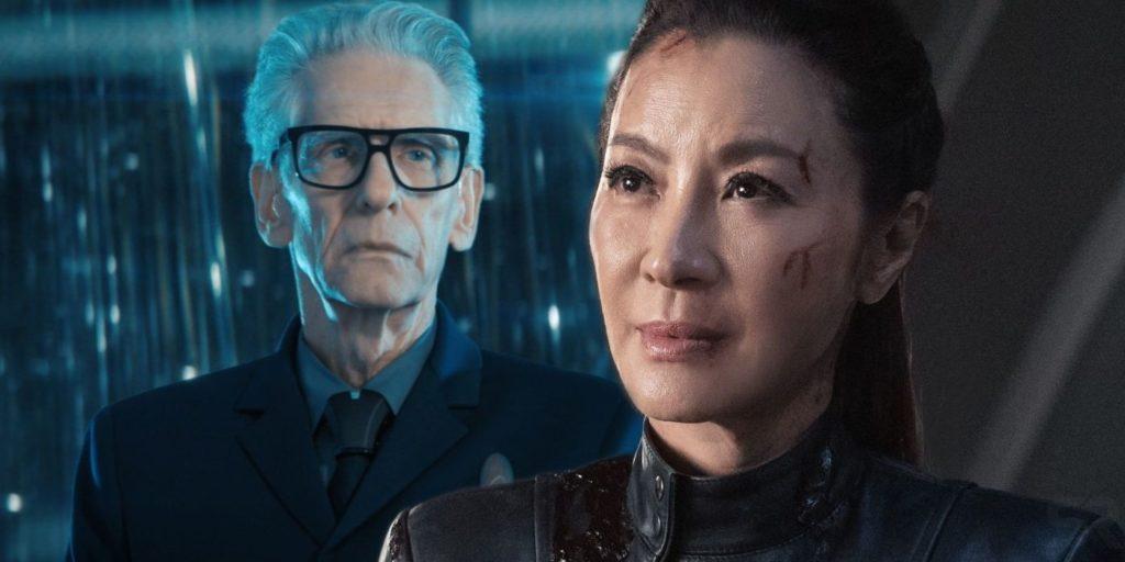 Fragwürdige Moral: Star Trek Discovery erklärt in Staffel 3, dass uns die Gene zu bösartigen Menschen machen