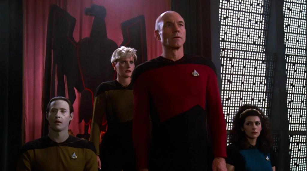 Star Trek Picard Staffel 2: Greift man die Schauprozesse aus den 2070er Jahren wieder auf?